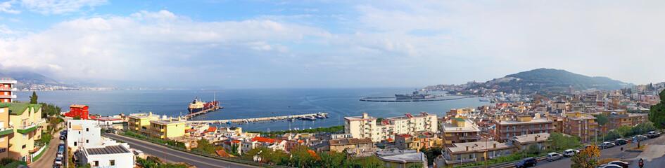 Foto panoramica: Golfo di Gaeta (LT)