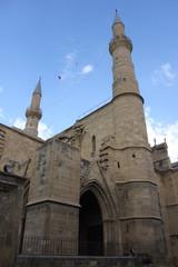 Selimiye Mosque - Saint Sophia Cathedral, Nicosia