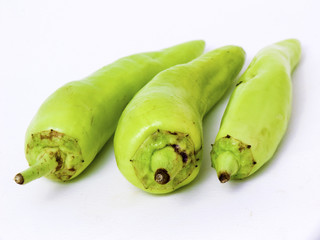 Green pepers