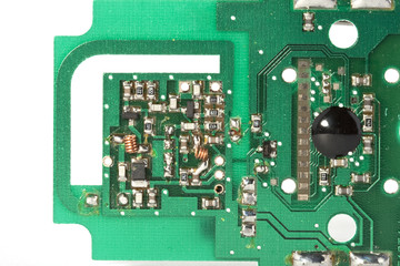 grüne Elektronik