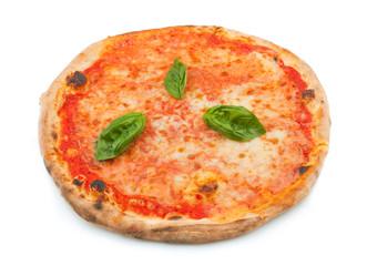 Pizza Margherita con mozzarella di bufala DOC