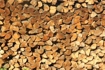 Brennholz,Holzvorrat