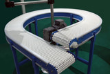 The conveyor for manufacture