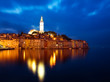 Rovinj by night