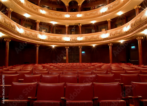 Inside Old theater - 26997181