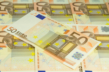 serie di banconote da 50 euro