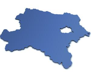 Karte von Niederösterreich