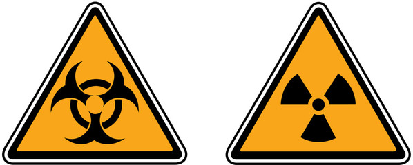 Caution and hazard signs
