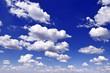 Fototapete Himmel - Wolkengebilde - Tag