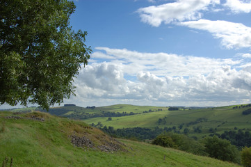 Countryside near Dovedale