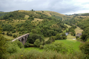 Monsal Head railway viaduct