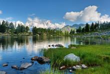 Arpy lac, Vallée d'Aoste