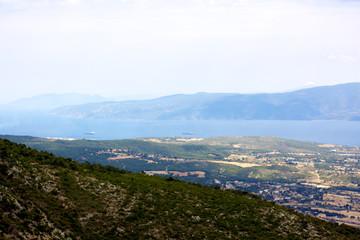 Loutraki view