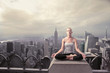 Escape from urban stress