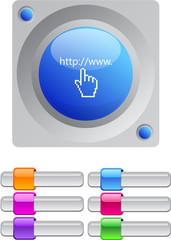 Www click color round button.
