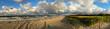 Panorama Strand Ostsee