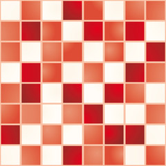Carreaux_Rouge Blanc
