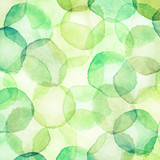 Fototapety watercolor dots