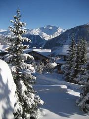Sport d'hiver, Courchevel