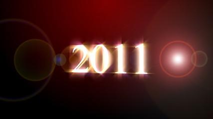 2011 lens flare animation