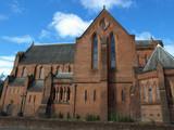 Barony Parish Glasgow poster