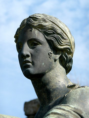Apollo (Temple of Apollo in Pompeii)