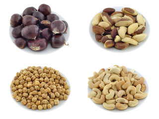 Nuts & Appetizers
