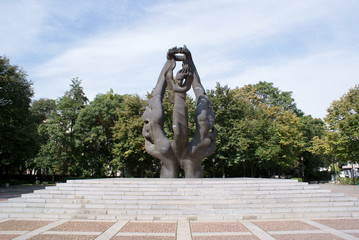 Plovdiv - Unification Monument