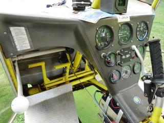 cockpit ULM