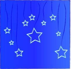 stelle appese 4