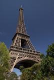 Fototapeta Eiffel Tower - Tower Tower © M.Dalach