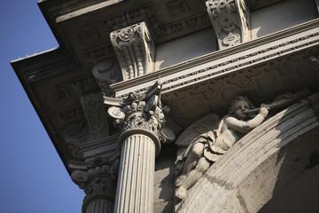 historisches rathaus köln, detail