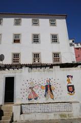 Portugal, quartier d'Alfama à Lisbonne