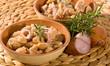 antipasto di fagioli con tonno e cipolle