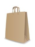 Vector illustration of paper bag