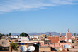 Marrakesh overview - Morocco