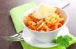frischer Möhren-Ingwer Salat