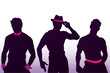 Vector Chippendales - 27083756