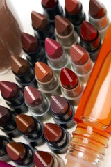 lipsticks and glazewear