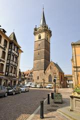 The Kapellturm or Belfry, Obernai