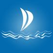 Logo sailing