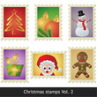 Christmas stamps Vol. 2