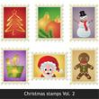 Christmas stamps Vol. 2