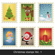 Christmas stamps Vol. 1