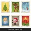 Christmas stamps Vol. 1