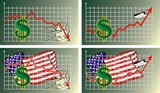 foreign exchange rate - dollar poster