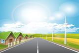 renewed energy poster