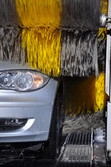 Spazzole autolavaggio