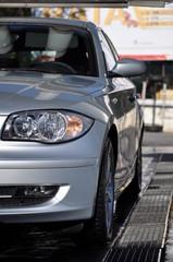 Auto al lavaggio - Asciugatura