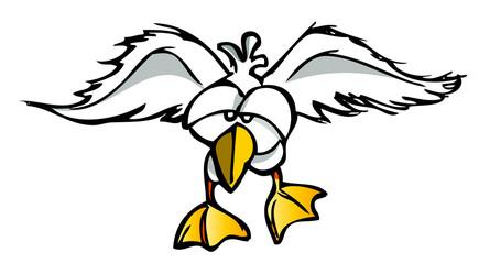 bird flying2